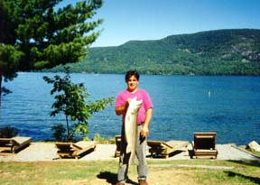 Lake George Fishing